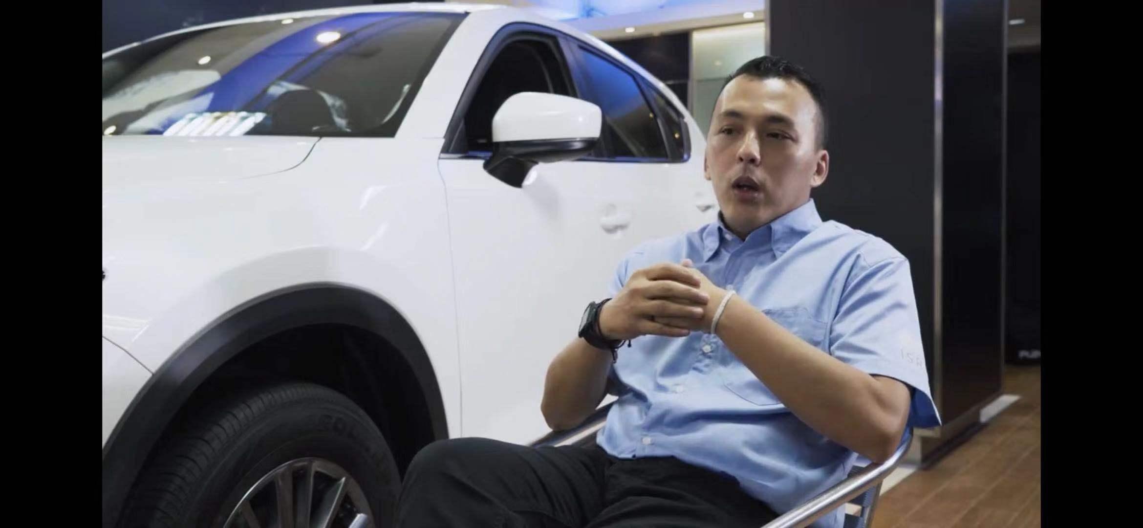 Carlos Fu, presidente da Associação SimRacing Macau-China