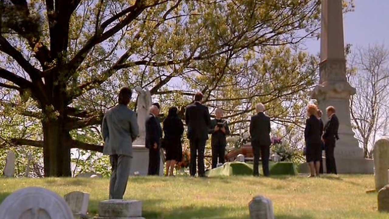 Viver nos funerais