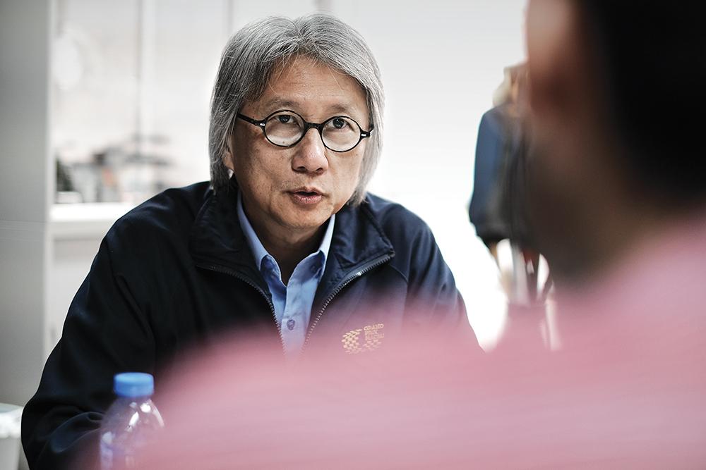 Chong Coc Veng | Presidente da Associação Geral de Automóvel de Macau-China (AAMC) admite que território pode receber campeonato TCR Ásia