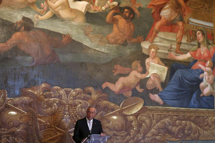 Inaugurado restauro da Sala D. João IV do Palácio da Ajuda