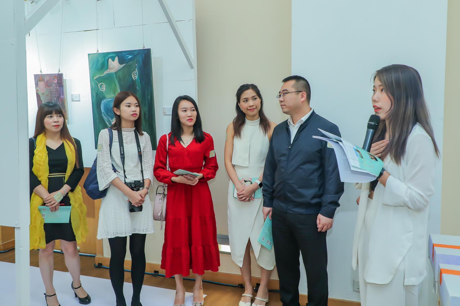 Exposição   Arte feminina em destaque nas Casas-Museu da Taipa