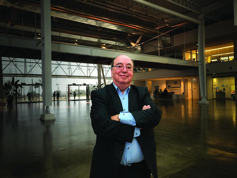Nam Kwong   António Graça de Abreu recorda encontro em Macau como membro do PCP-ml