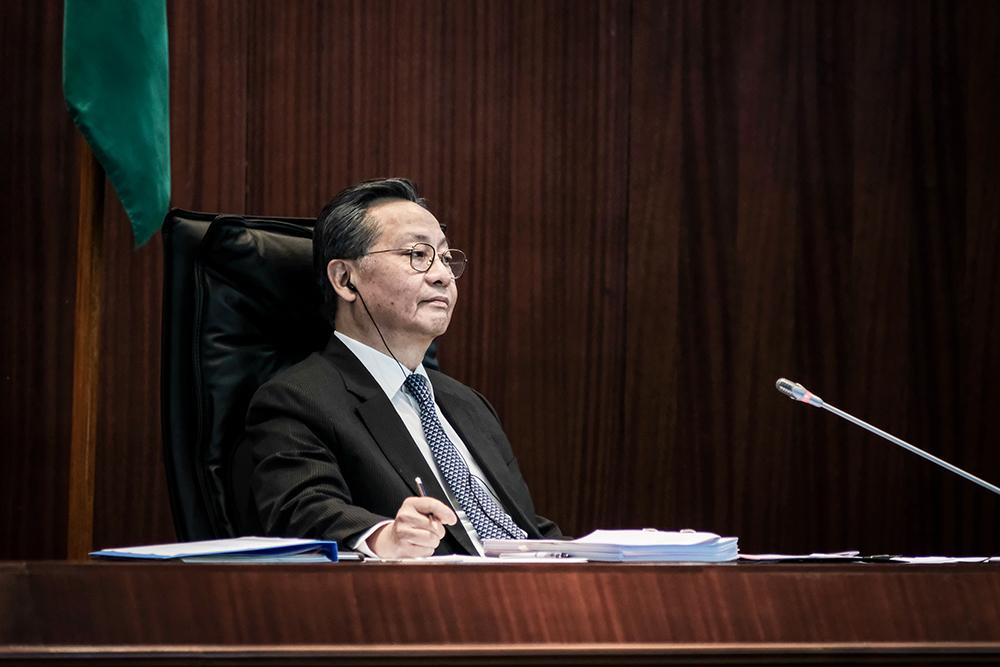 Presidente do hemiciclo pede lei sindical a Ho Iat Seng em encontro de preparação de LAG