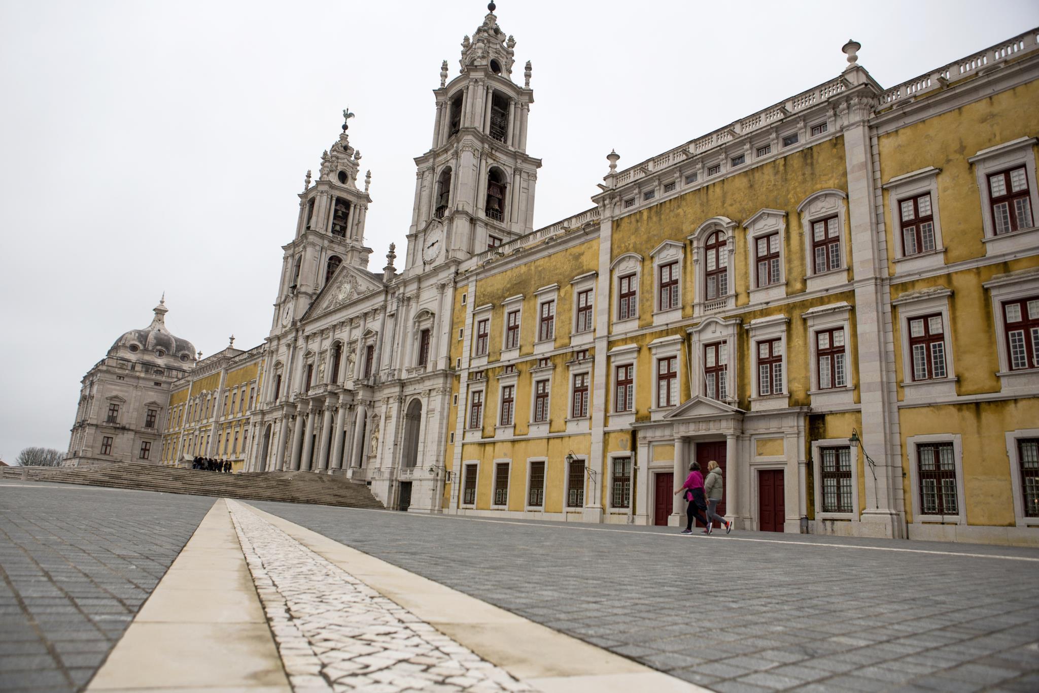 Palácio Nacional de Mafra: restauro dos sinos e carrilhões reforçado