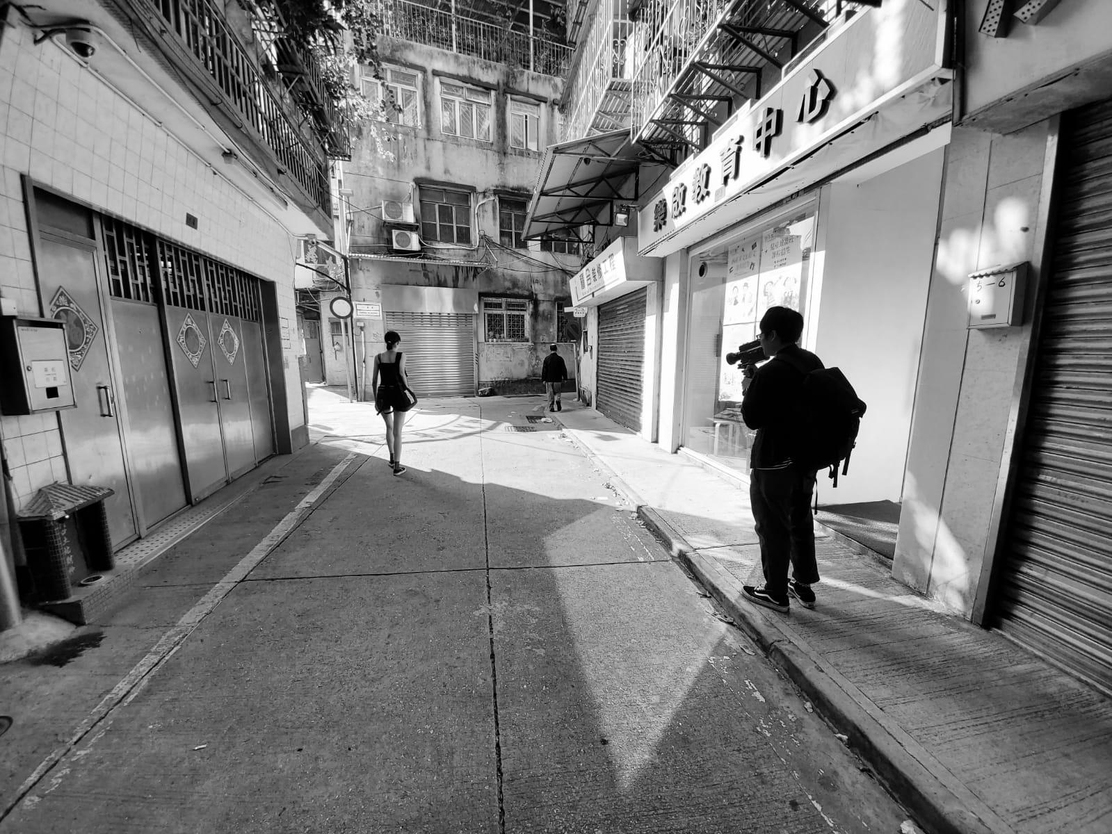 Cinema   Tracy Choi filma nova película com câmara Super 8 para festival no Porto