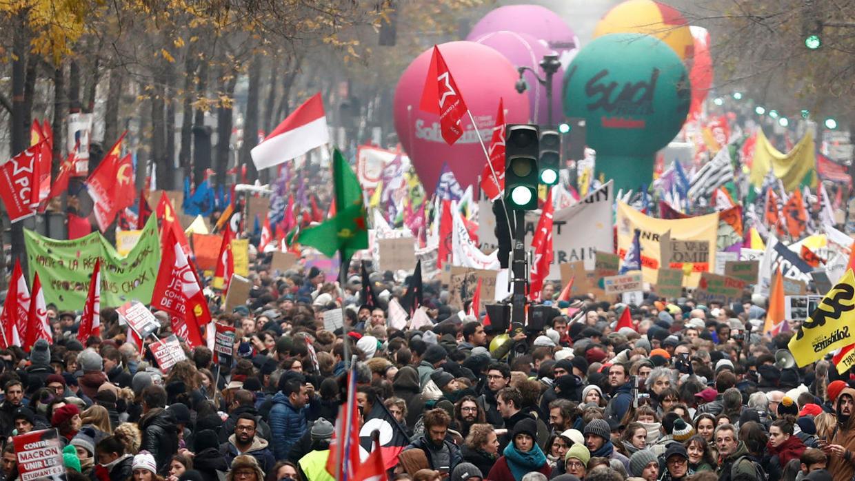 França em greve