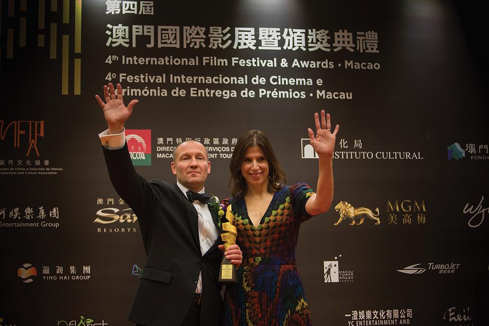 IFFAM | Give me Liberty arrecada prémio para melhor filme