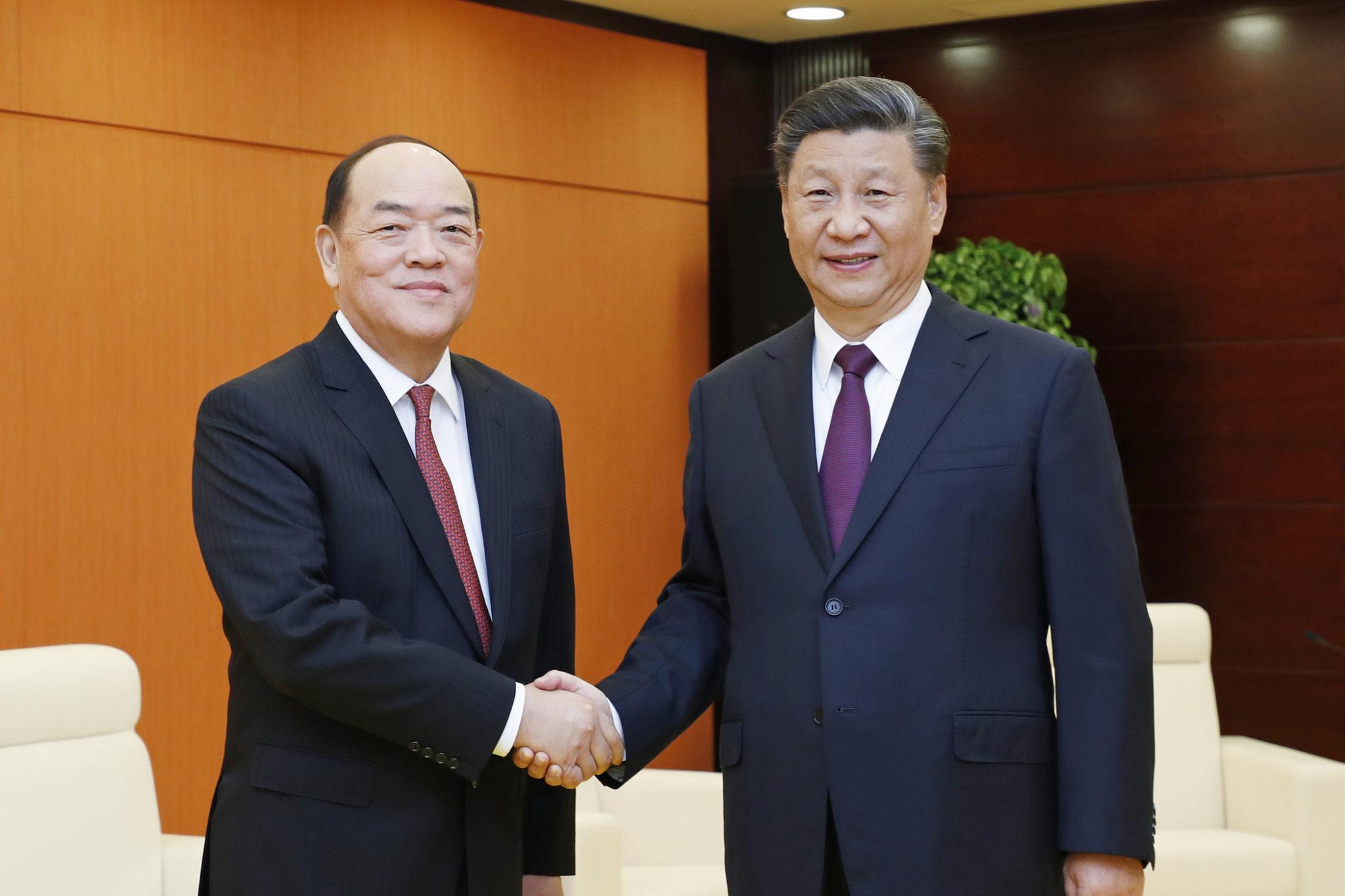 Presidente chinês elogia controlo da pandemia em Macau