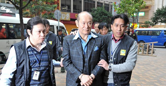 Hotel Lisboa   Alan Ho recorre de condenação a oito anos de prisão