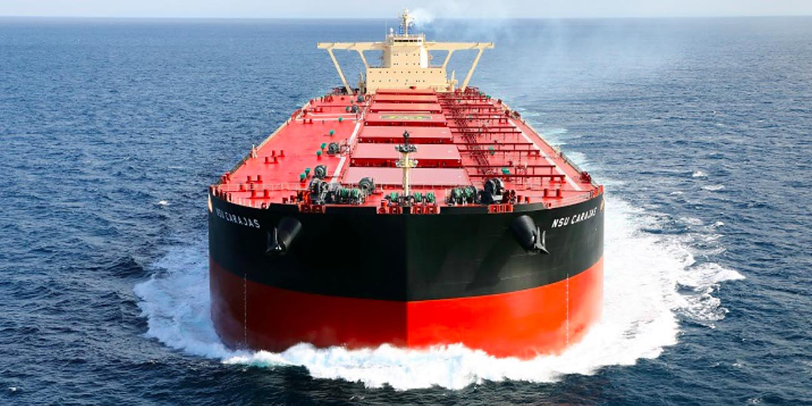 Comércio | Um dos maiores cargueiros vai transportar minério do Brasil