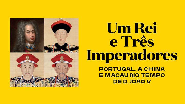 Exposição | Relação China/Portugal no Museu de São Roque, em Lisboa