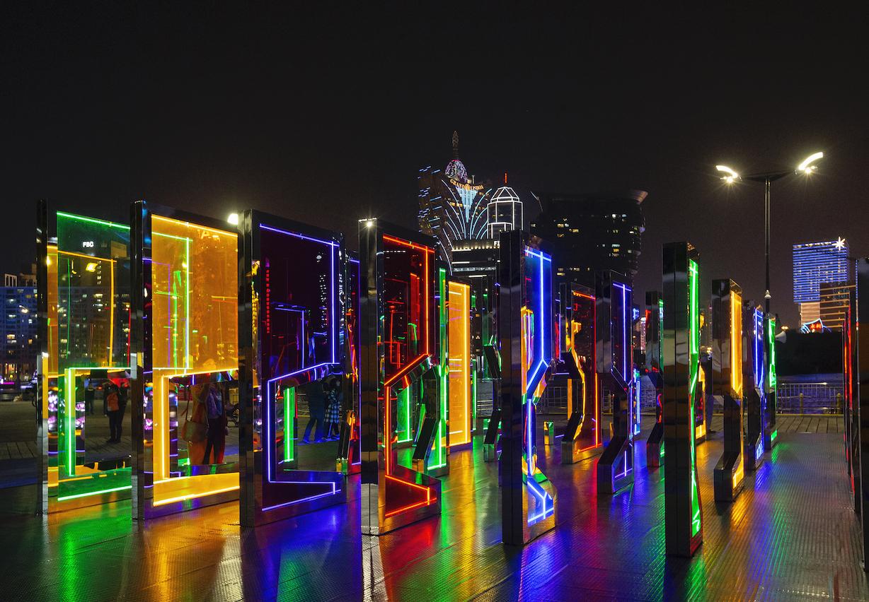 Turismo   Festival de Luz começou este domingo e conta Histórias de Macau