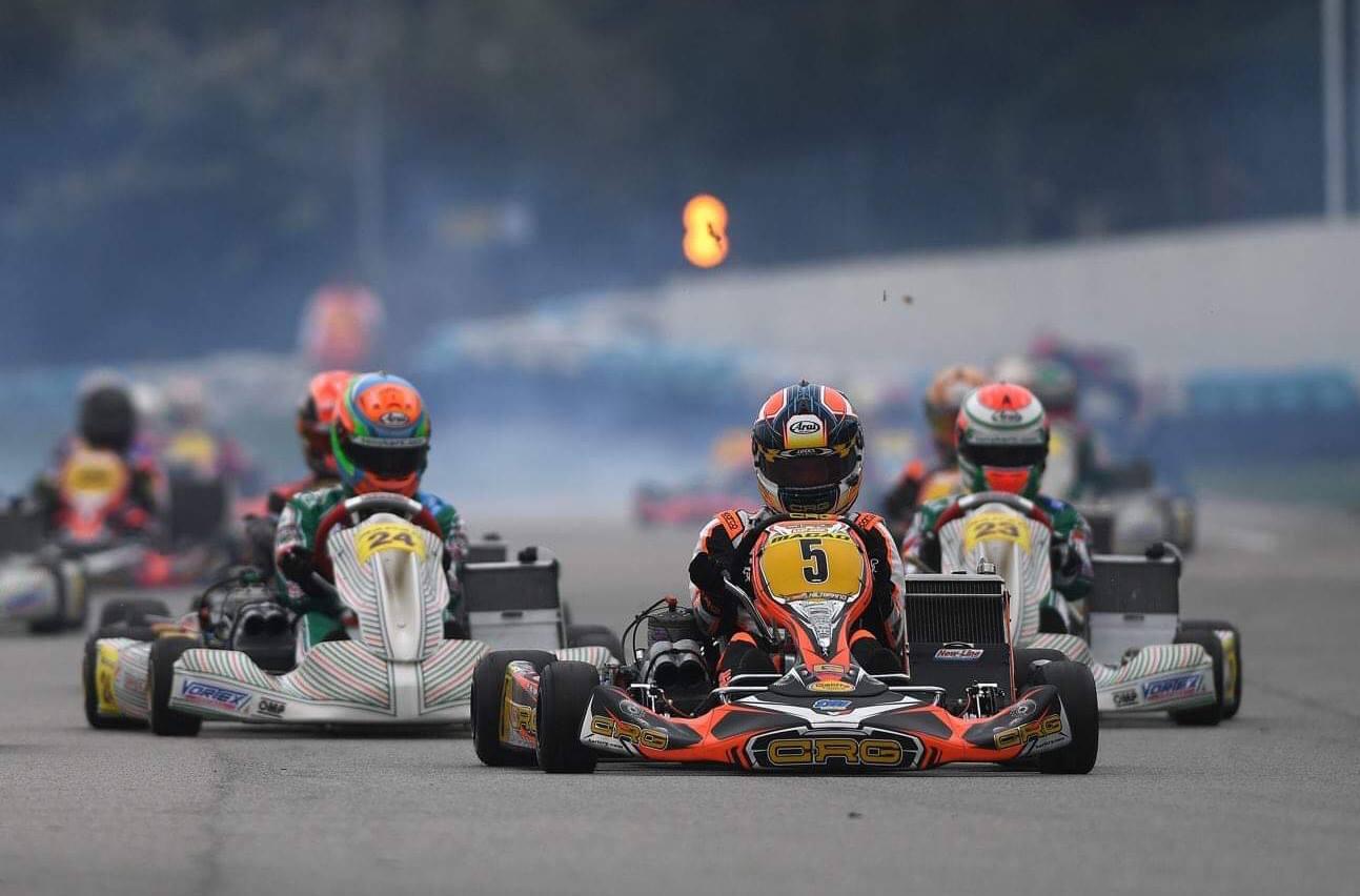 Grande Prémio Internacional de Karting no próximo fim-de-semana