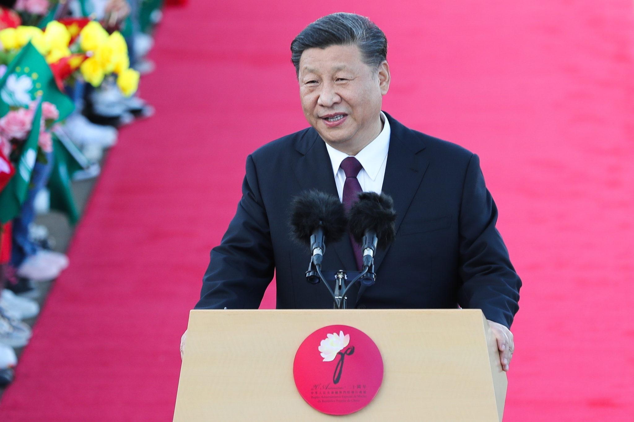 Discurso de Ano Novo do Presidente Xi Jinping