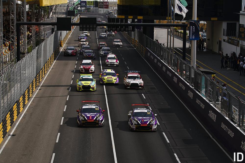 Automobilismo | Corridas de Carros de Turismo de Macau com novo palco