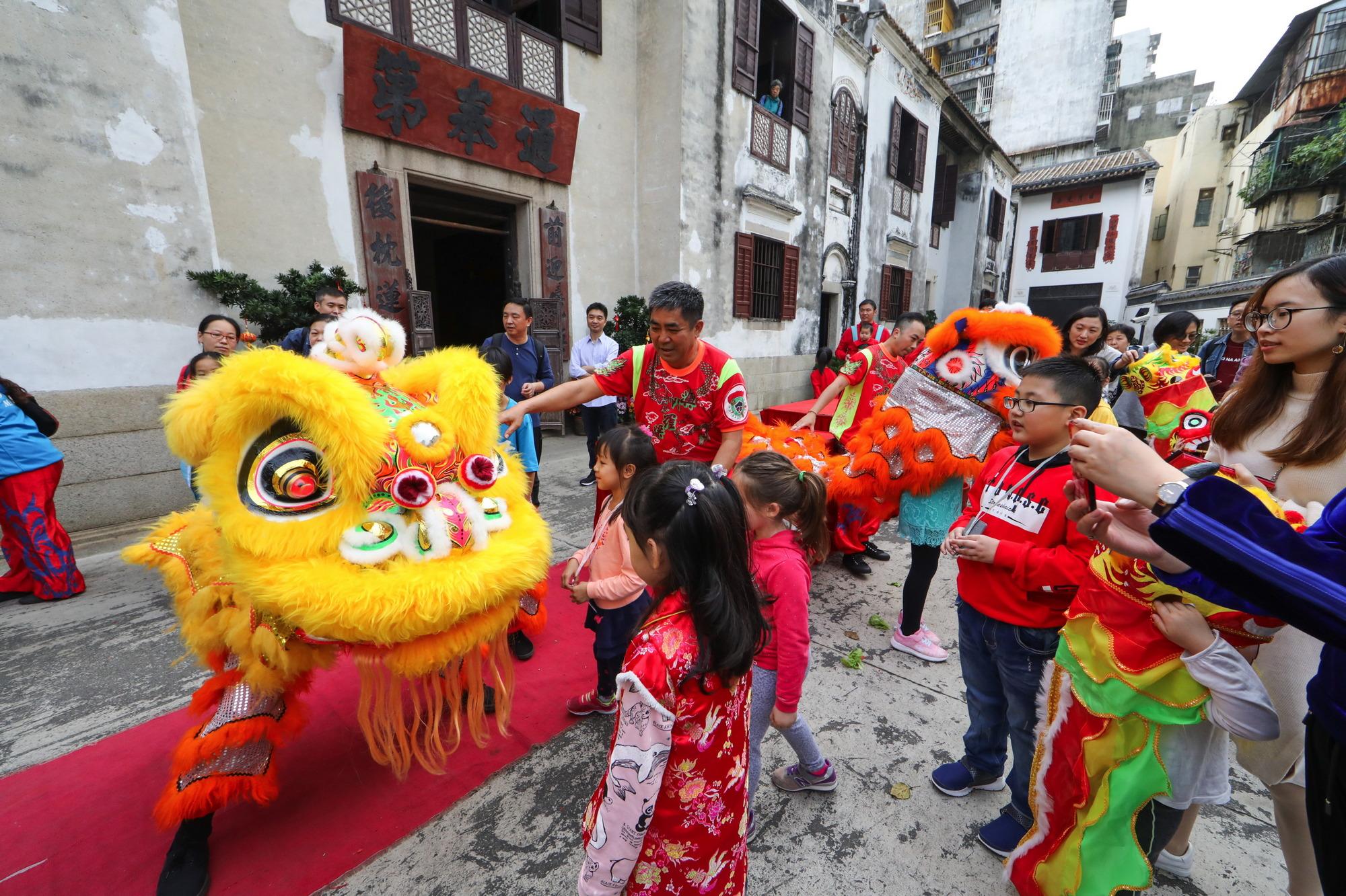 Ano Novo Chinês   Ho Iat Seng faz apelo à contenção de festividades