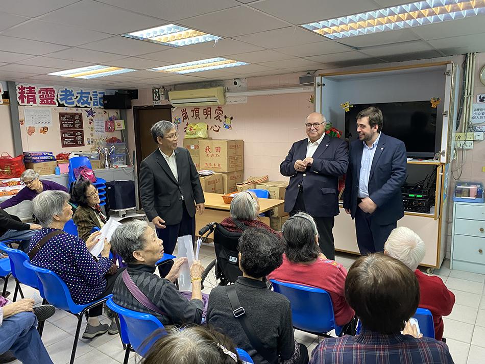 Solidariedade | Caritas Macau vai financiar formação em Portugal