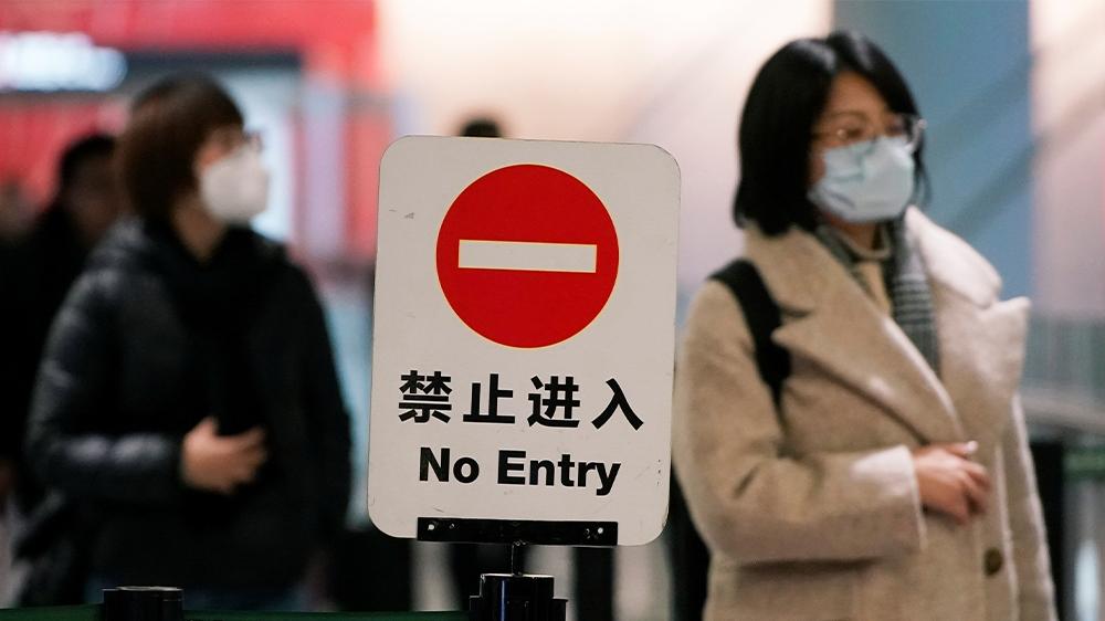 Covid-19 | Província chinesa volta a estabelecer restrições rígidas a contactos sociais