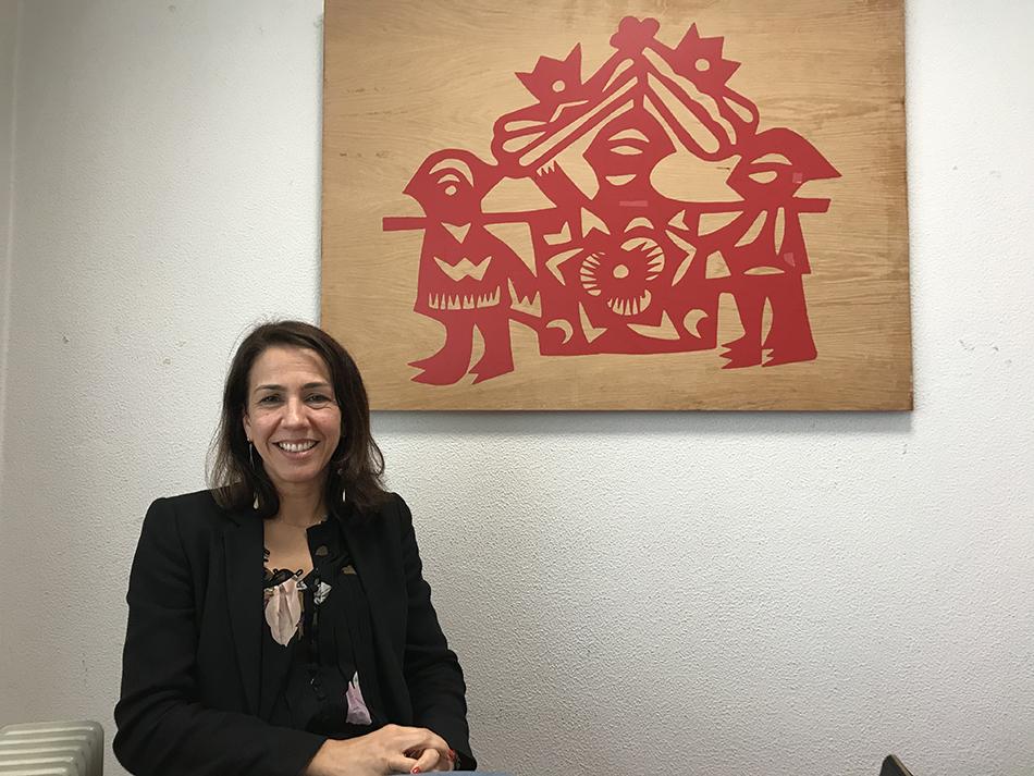 Isabel Pina, investigadora do Centro Cultural e Científico de Macau | Álvaro Semedo, o homem e o mito