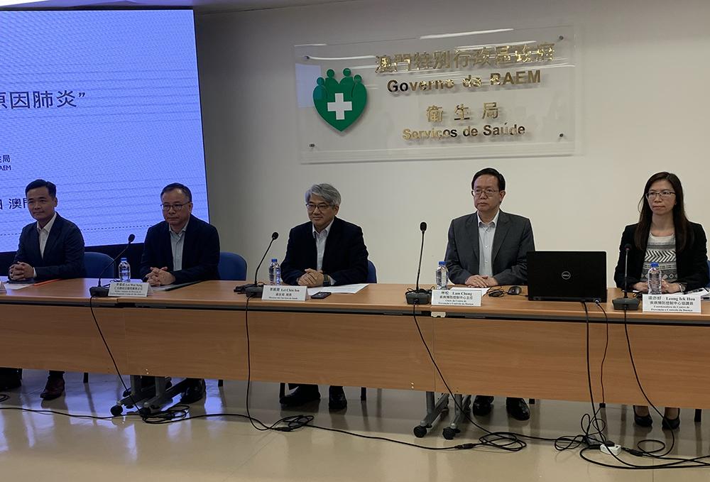 Epidemia   Mulher de Macau identificada como oitavo caso de Pneumonia de Wuhan