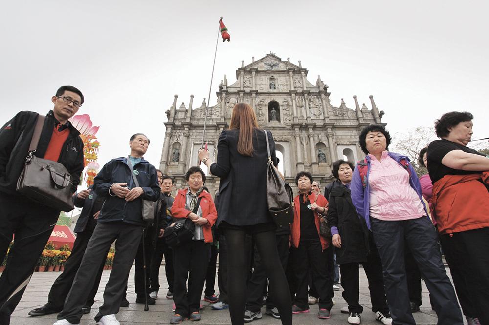 Turismo | DST espera regresso de inscrição online para emissão de vistos