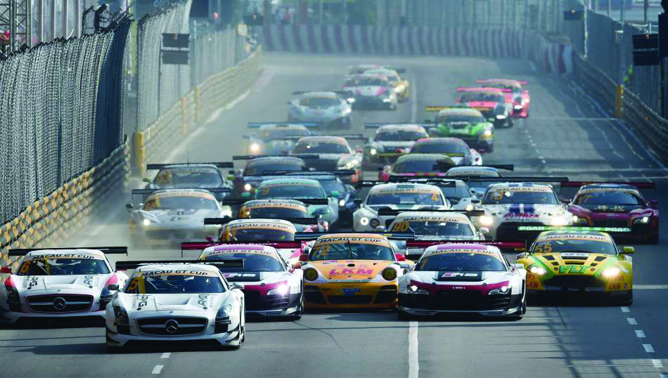 Grande Prémio   Co-organizador quer continuidade do mundial de GT em Macau