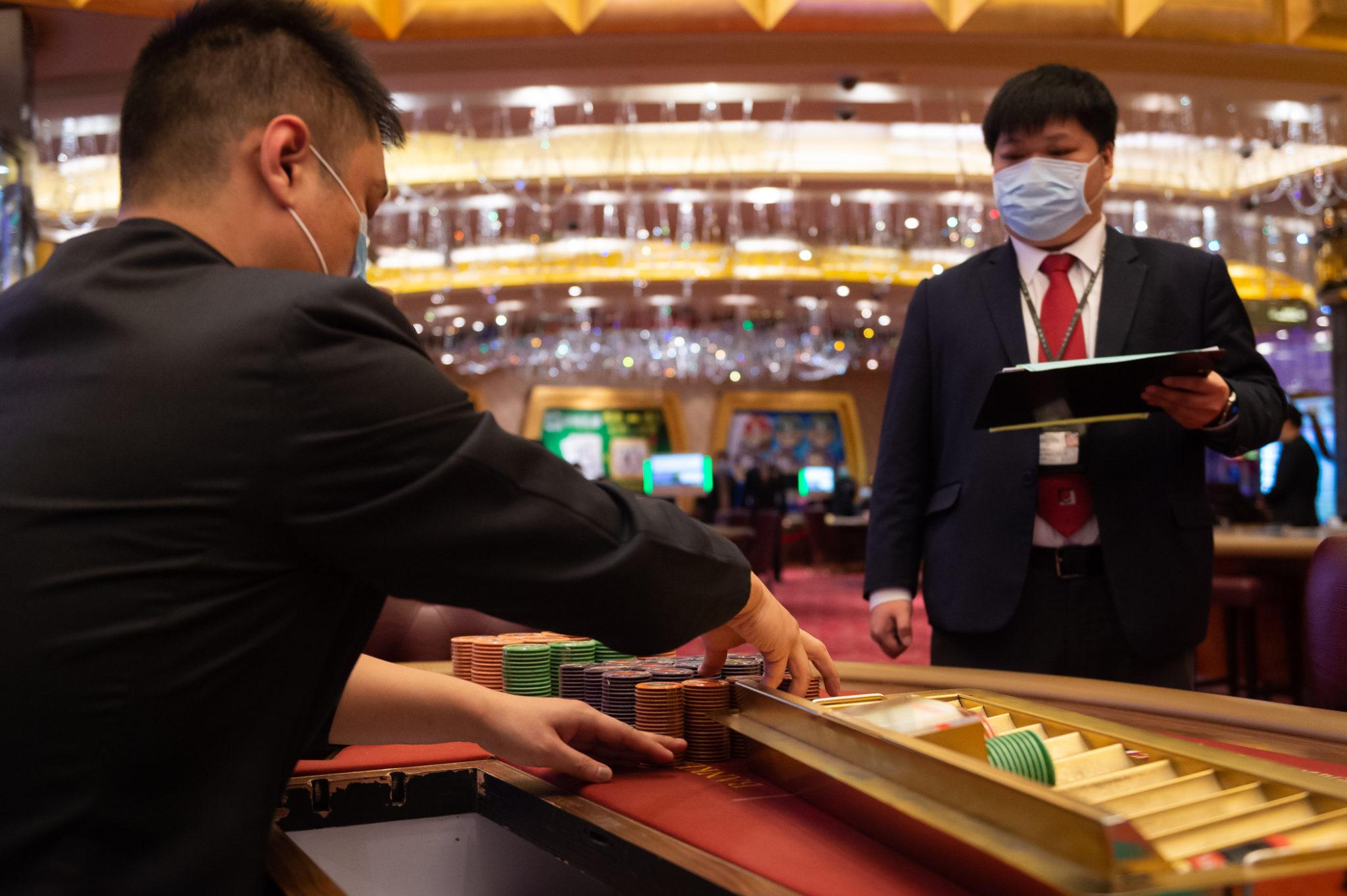 Pandemia | Receita bruta de jogo deve cair para metade