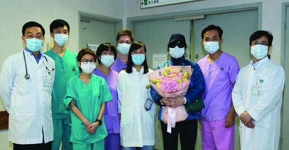 Pneumonia de Wuhan   Primeira infectada em Macau está curada