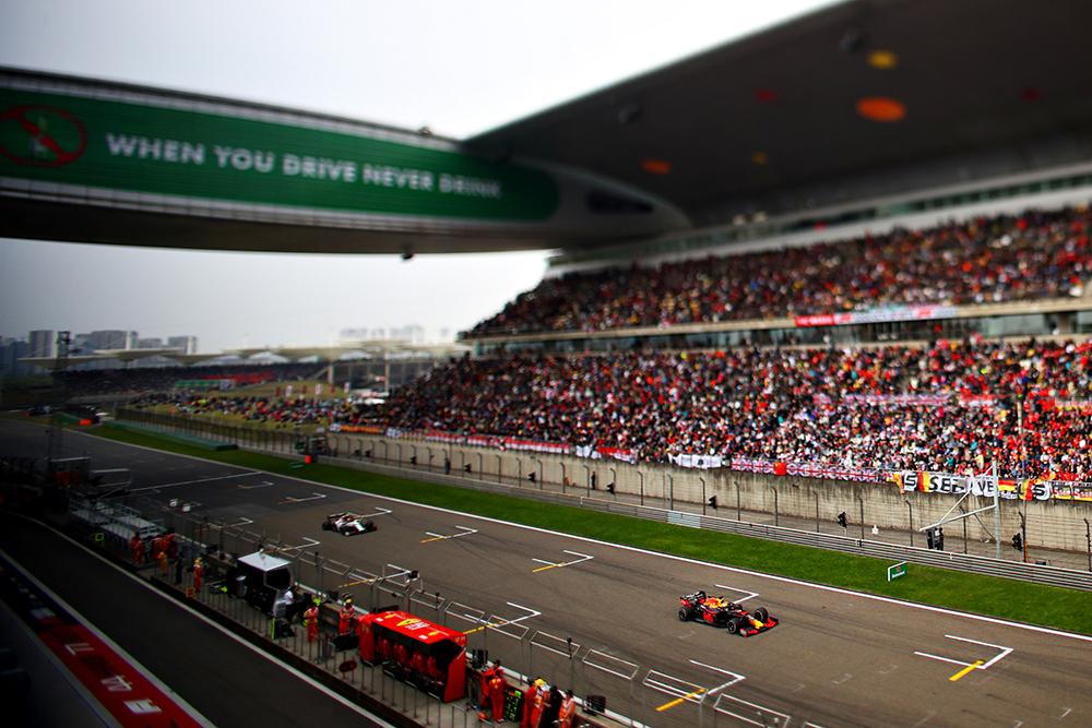 F1 | Regresso à China no mesmo fim-de-semana do GP Macau