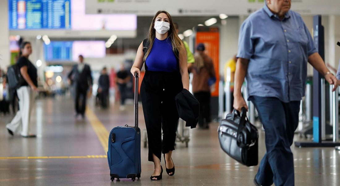Fluxo de passageiros no aeroporto internacional de Macau desce 45%