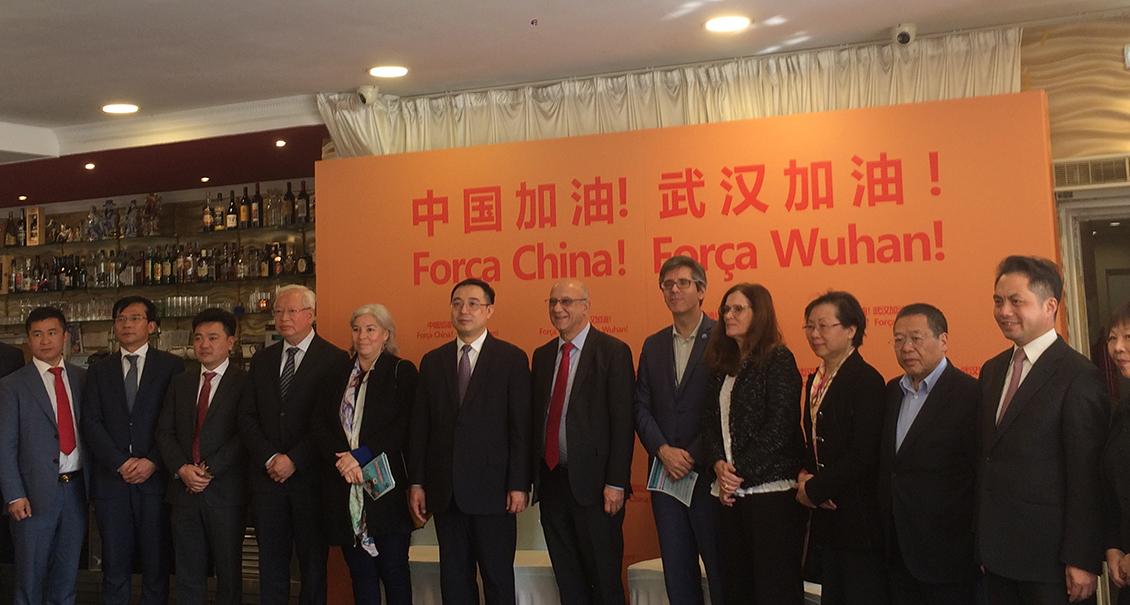 Covid-19   Câmara Municipal de Lisboa lança campanha contra discriminação à comunidade chinesa