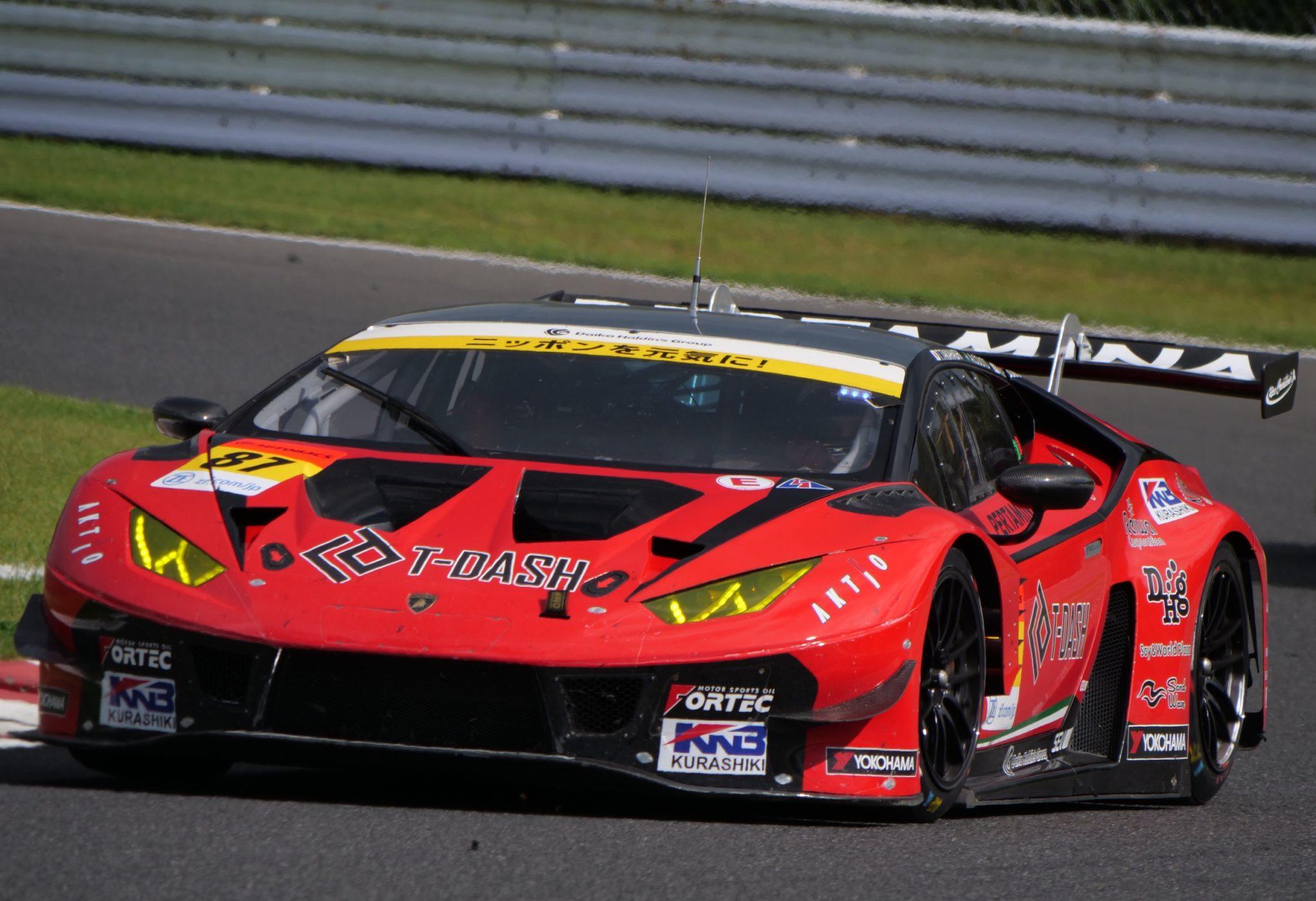 Automobilismo | André Couto regressa ao Super GT em 2020