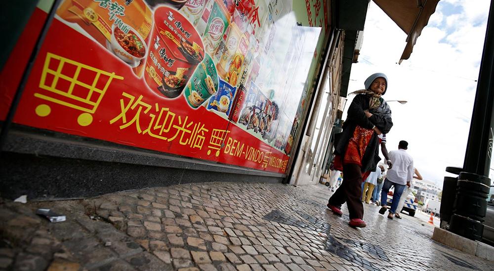 Portugal | Embaixada pede castigo para autores de fogo em loja chinesa