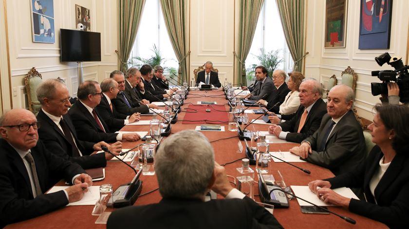 Covid-19 | Conselho de Estado debate hoje em Portugal eventual declaração de estado emergência