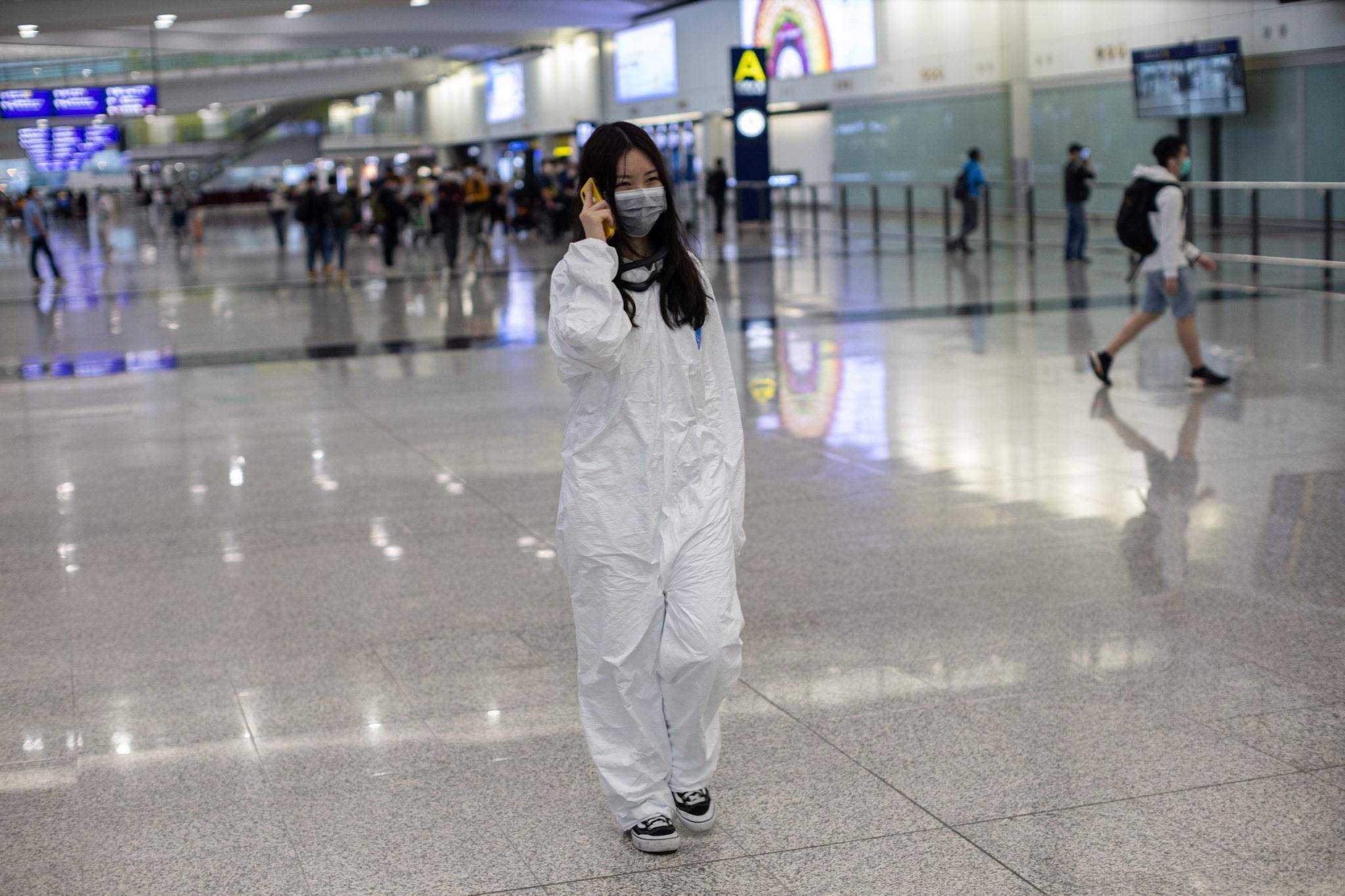 Covid-19 | Taiwan aligeira restrições à entrada de estrangeiros e escalas no aeroporto