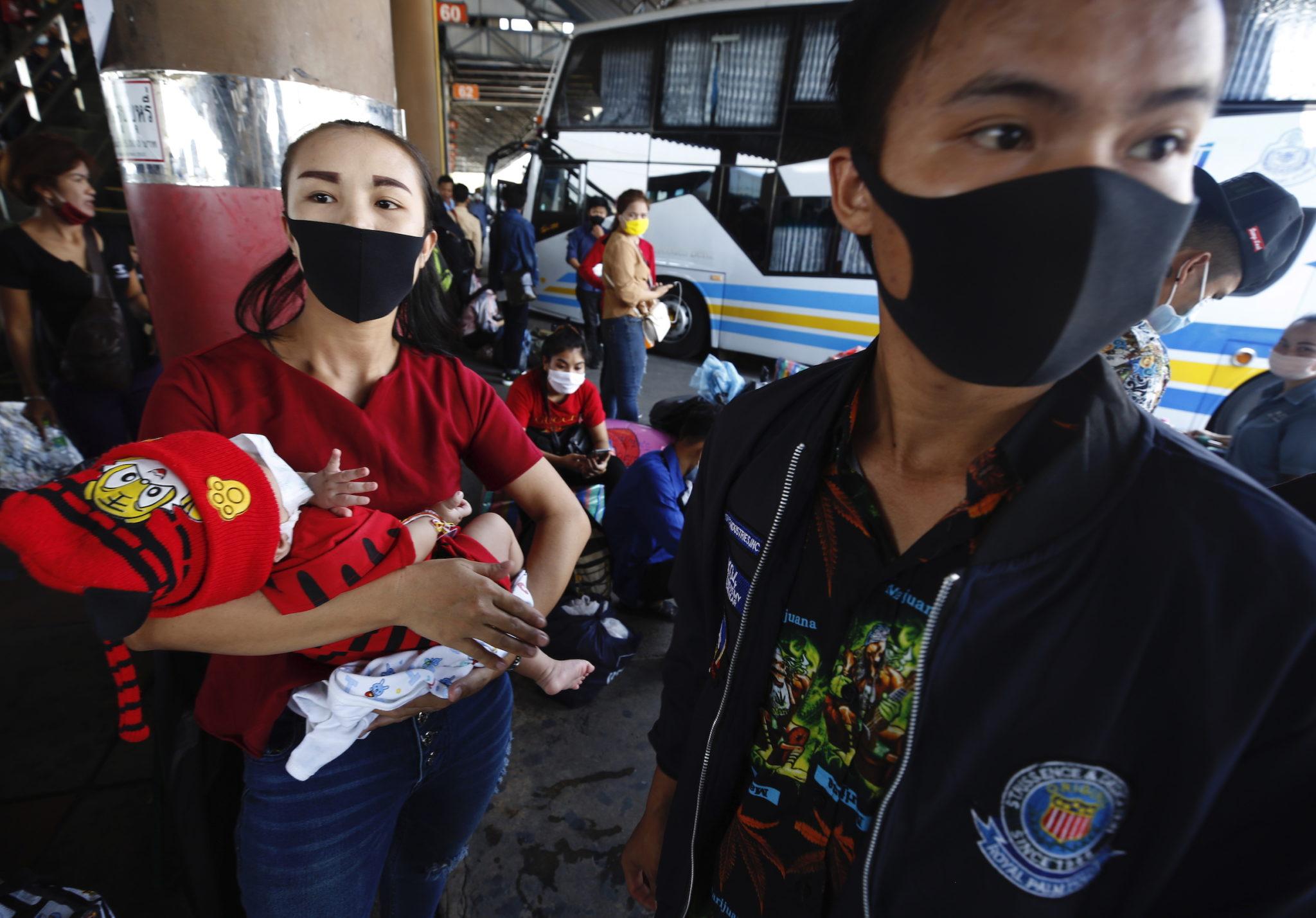 Covid-19 | Tailândia anuncia prolongamento do estado de emergência
