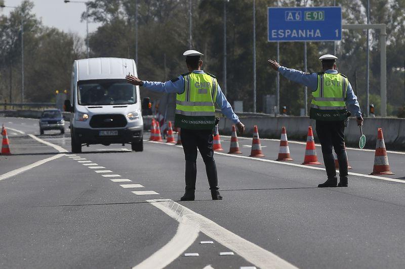 Covid-19 | Controlo das fronteiras terrestres entre Portugal e Espanha desde as 23h segunda-feira