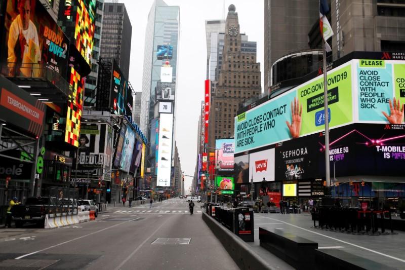 Covid-19 | Mais de mil mortes no estado de Nova Iorque, há nove dias eram 35