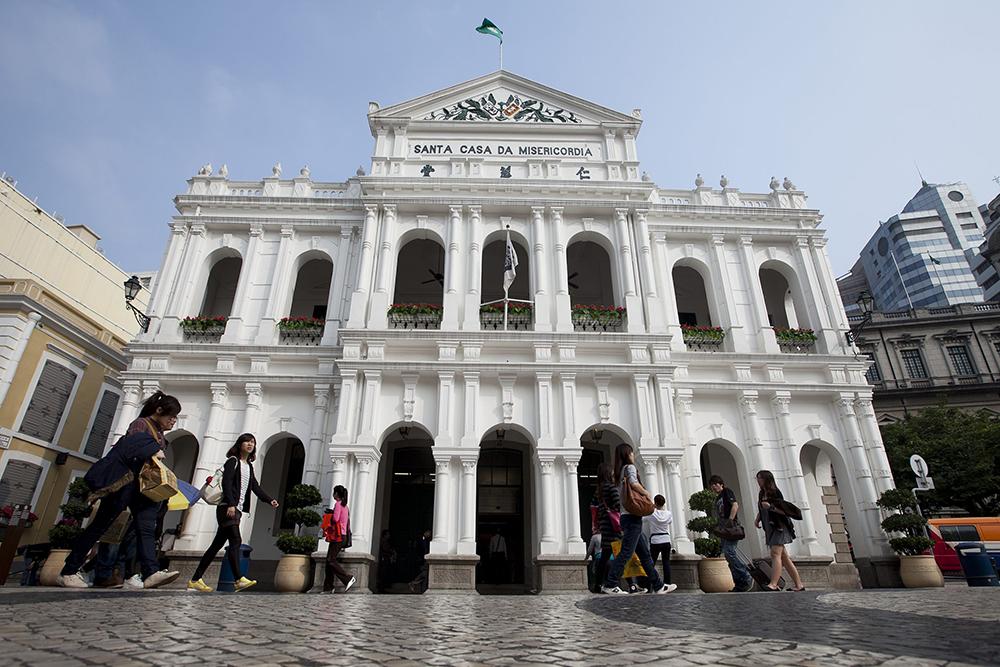 Santa Casa da Misericórdia de Macau envia um milhão de máscaras para Portugal