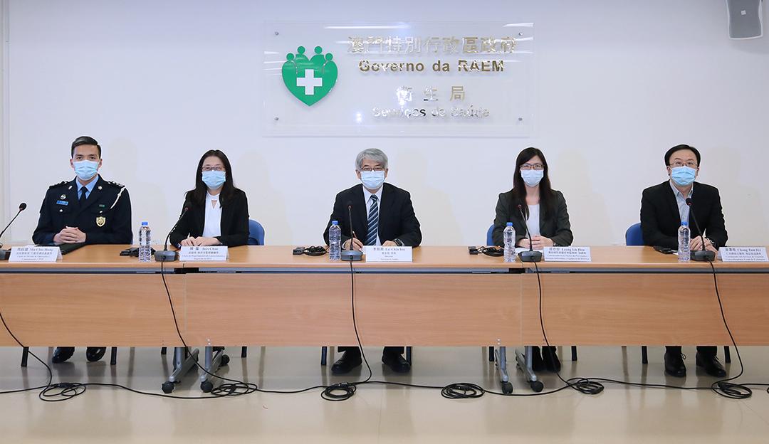 Covid-19 | Lei Chin Ion diz que novos casos de infecção estão dentro das previsões do Governo