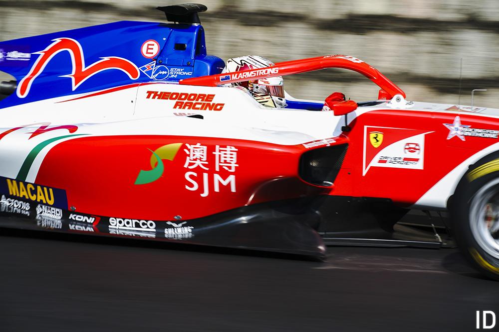 Theodore Racing | Foco total em Macau