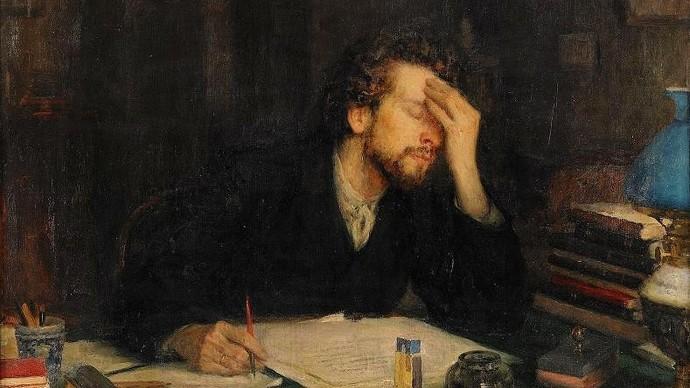 Os filósofos e a escrita