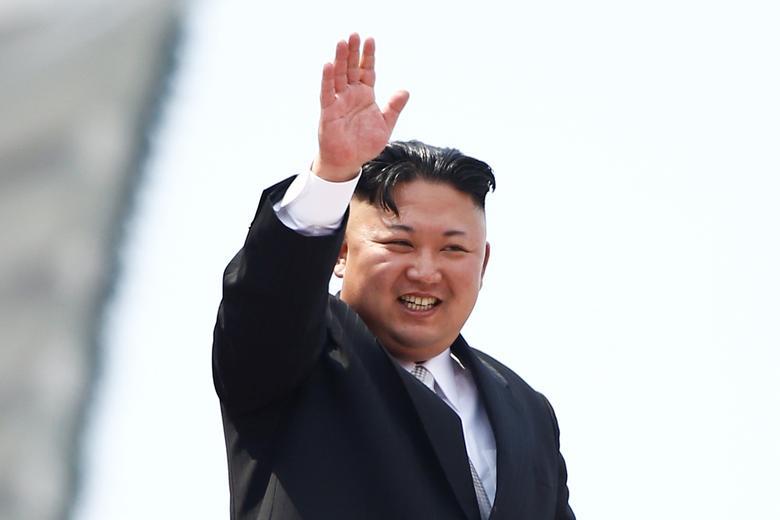 """Kim Jong Un agradece apoio dos norte-coreanos """"em tempos difíceis"""""""