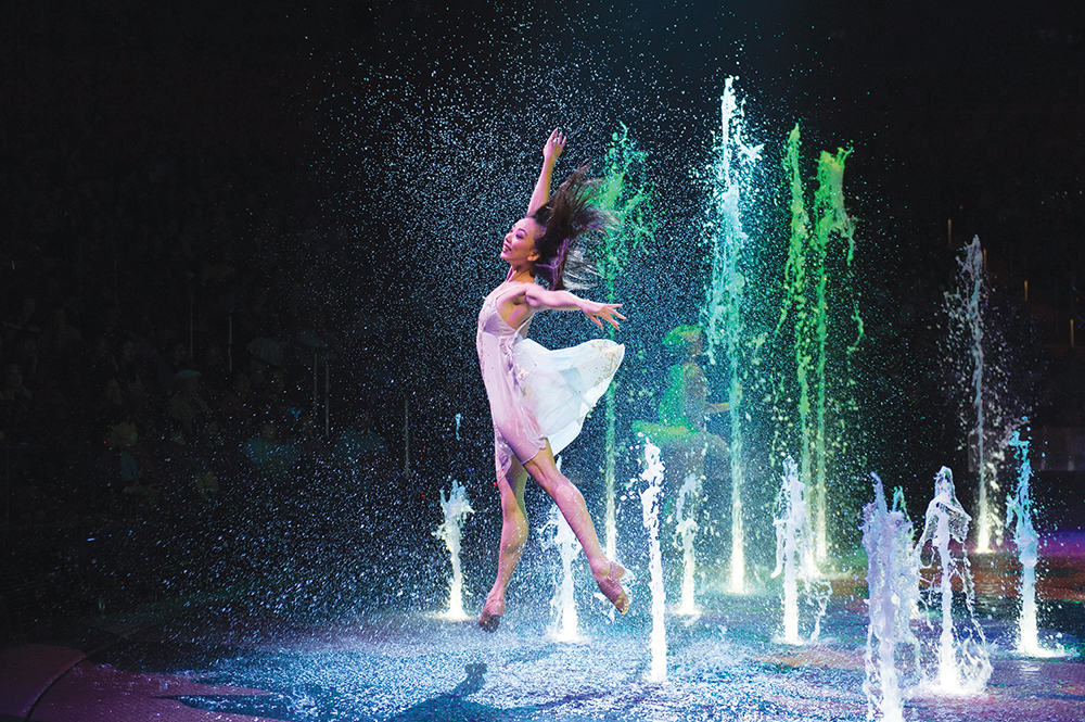 The House of Dancing Water | Suspensão prolongada afecta TNR