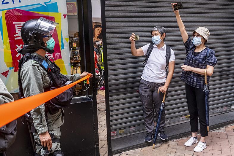 EUA consideram que Hong Kong deixou de ser autónomo da China