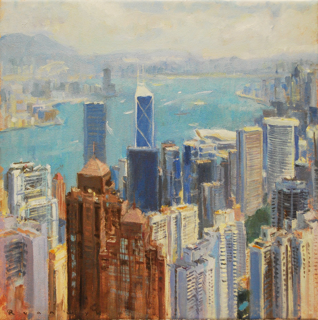 Partilha de rendimentos em Hong Kong