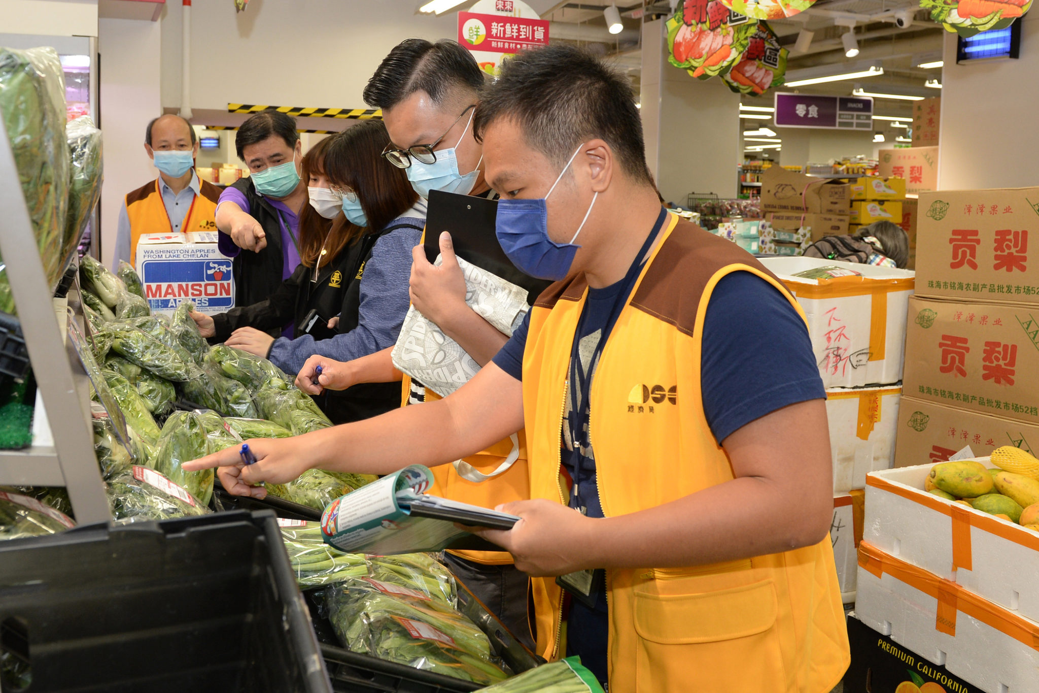 Produtos frescos | Governo diz que não há limitações de mercado