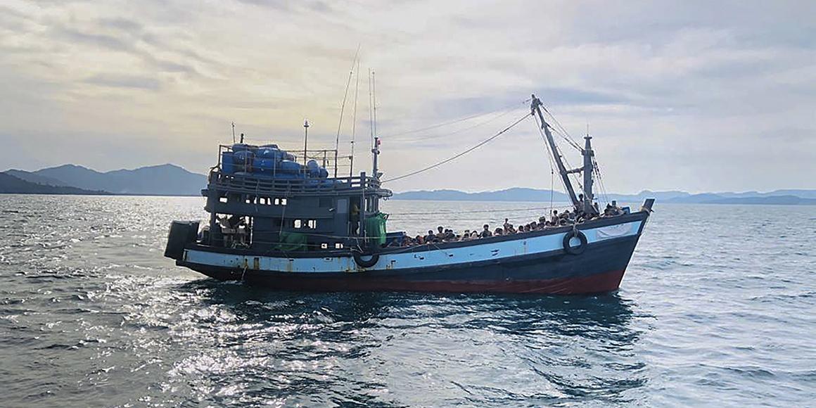 AI   Pedido a Governos asiáticos para que recebam barcos com rohingya