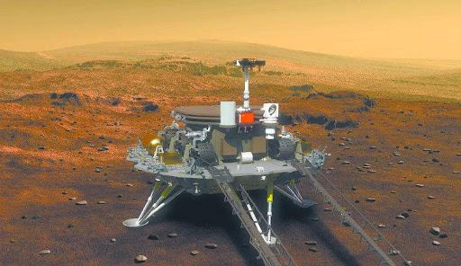 China planeia lançar sonda para Marte em Julho