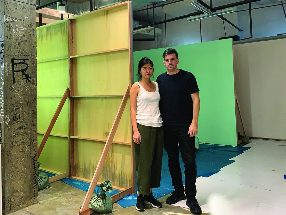 Nova exposição de Crystal M.Chan e Benjamim Hodges reflecte sobre o desenvolvimento de Macau